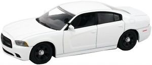 First Response 1 43 Blank White 2012 Dodge Charger Police Car GR8 4 Customs