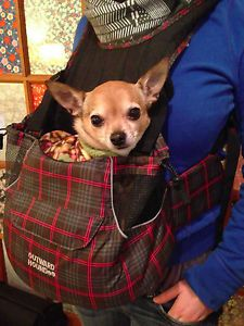 Outward Hound Pet A Roo Front Carrier for Pets Great Condition Small Dog