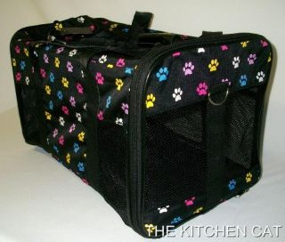 "18"" Small Carrier Dog Pet Cat Puppy Travel Bed Tote Bag Nice Unique Portable New"