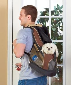 Backpack Pet Carrier Carry Your Small Dog or Cat