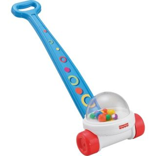 Fisher Price Brilliant Basics Corn Popper Push Toy 72011