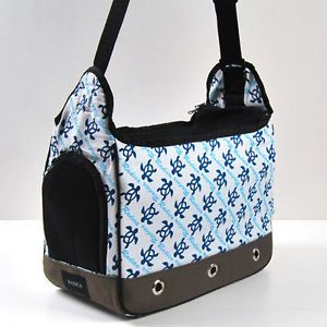 Nylon Baby Turtles Portable Bag Travel Carrier Purse Tote for Small Pet Dog Cat