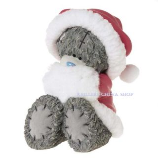 Me to You Bears 40919SKU Cozy Paws Tatty Teddy Christmas Santa Xmas Costume New
