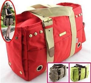 Pet Product Wholesale Dog Carriers Luxury Airline Travel Bags for Small Dog 3 C