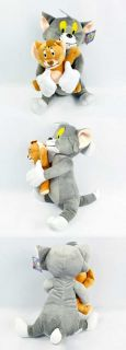 "12"" Tom and Jerry Stuffed Soft Lovely Plush Toys Doll TW1006"
