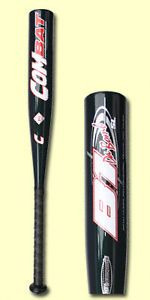 "Combat B1SL2 B1 Da Bomb Big Barrel 2 5 8 Baseball Bat 29"" 21oz 8 29 21 Green"