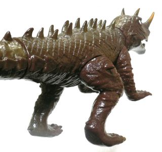 Barugon x Plus Vinyl Figure Kaiju Sofbi Toy Gamera Mint