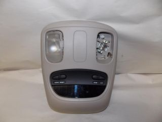 02 08 Dodge RAM 1500 Light Overhead Console 2003 2004 2005 2006 2007 2008 1648