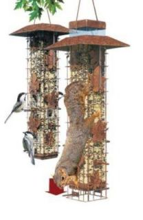Squirrel Be Gone Squirrel Proof Bird Feeder 336
