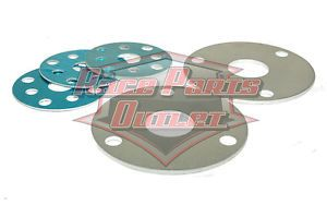 Small Block Chevy Water Pump Pulley Alignment Shim Kit