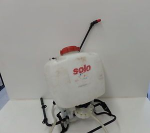 Solo 425 4 Gallon Backpack Spot Sprayer Piston Pump Garden Yard Weed Control