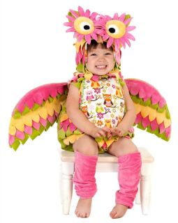 Princess Paradise Hootie The Owl Costume Baby Infant Toddler Child 6M XS 3T 4T