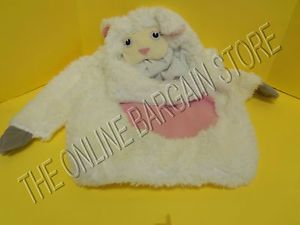 Pottery Barn Kids Baby Lamb Sheep Lambie Halloween School Costume 6 12 Treat Bag