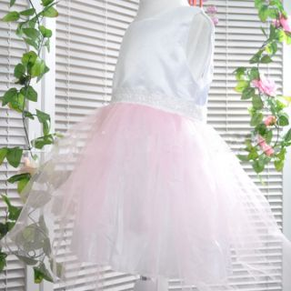 Baby Girl Tutu Dress Lace Bulble Dress Prince Chiffon Sundress Dance Costume