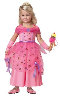 Cute Sweet Fairy Princess Toddler Halloween Costume 00100