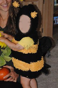 Baby Bumble Bee Halloween Costume Princess Paradise Stinger The Bee 12 18M