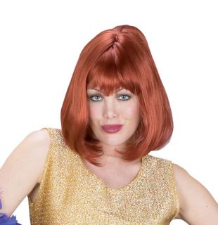 Gilligan's Island Ginger TV Show Halloween Costume Wig