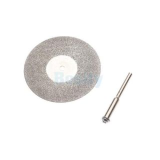"TZ 2"" 50mm Diamond Cut Off Disc Wheel Rotary Tool Fits for Dremel"