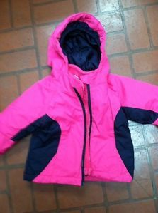 12 Month Girl Winter Coat