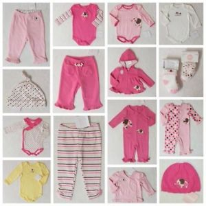 Gymboree Brand New Baby Girl Elephant Romper Bodysuit Pants Jacket Hat Socks