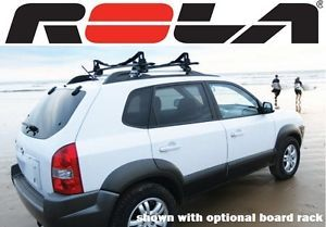 Rola Cargo Roof Racks Fit 03 2007 and 09 12 Nissan Murano Rooftop Bike Ski Kayak