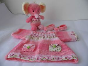 Hand Knit Baby