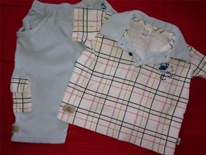 Baby Boy Clothes Icky Baby 2 Piece Baby Boy Printed Shirt Pants 12 Mos