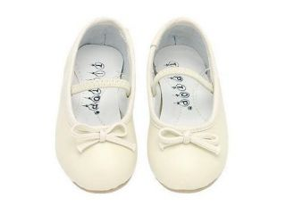 Toddler Baby Girls Dress Shoes Wedding Pageant Ivory