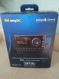 Sirius XDNX1V1 XM Onyx Car Satellite Radio Receiver Vehicle Kit 778890206849