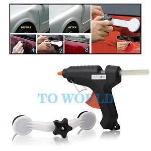 Auto Car Body Bodywork Panel Dent Puller Tool Ding Remover Repair Kit