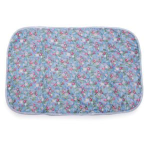 Clean Go Pet Deluxe Reusable Puppy Dog Training Pad Floral