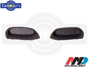 67 69 Pontiac Firebird 400 RAM Air Style Hood Scoop Inserts Only AMD