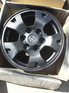 Toyota Tacoma 4Runner SR5 16 Alloy Wheels Rims Center Caps Tundra FJ Cruiser