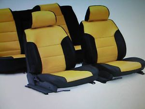 1995 1996 1997 1998 1999 Chevy Tahoe Custom Seat Covers