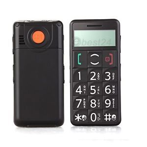 Senior Elderly Simple SOS Safety Big Button Mobile Cell Phone