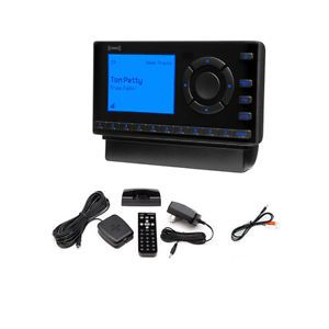Sirius XM Onyx Satellite Radio Dock Play Radio with Home Kit Reconditioned