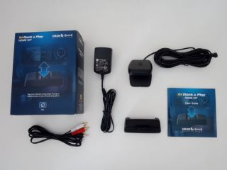 Sirius XM Dock Play Home Kit Model XADH1 Satellite Radio Accessory 884720011771