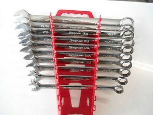 Snap on Tools Lot Set SAE Wrenches Automotive Repair