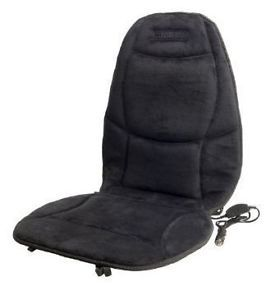 Car Vehicle Seat Chair Heater Heat Warmer Warming Cushion Back Support Travel