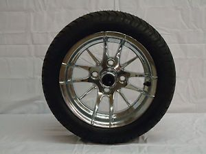 Golf Cart Wheel and Tire Combo Venom Club Car EZGO