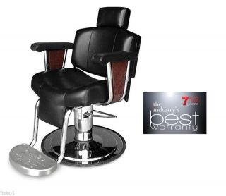Collins Mfg 9010 Barber Chair Heavy Duty High Quality Made in U s A