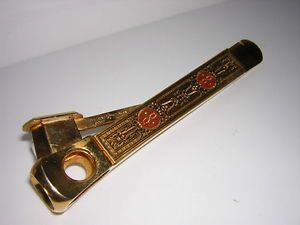 Unusual Desktop Cigar Cutter Marked Solingen