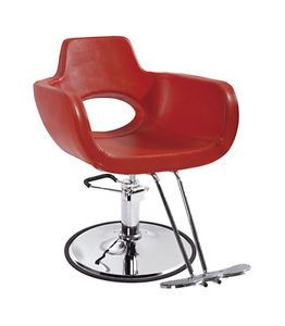 New Red Modern Hydraulic Barber Chair Styling Salon Beauty Spa Supplier 27R