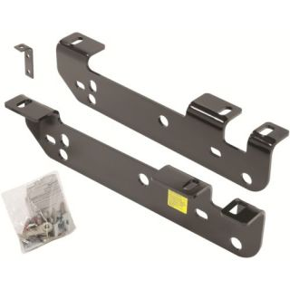 50073 Reese Fifth Wheel Custom Quick Install Brackets Ford Super Duty 2011 2013