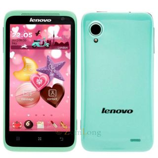 International ROM Lenovo S720 Android 4 0 Dual Core CPU Dual Sim 3G Cell Phone