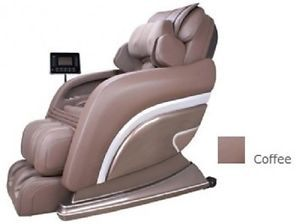New Omega Montage Pro Coffee Zero Gravity Full Body Massage Chair Recliner
