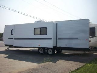 2006 Fleetwood ADA FEMA camper Trailer Park Model Slide Out  Nice Unit