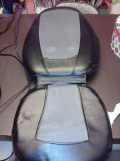 Homedics SBM 200H Shiatsu Massaging Chair with Heat OK Condition