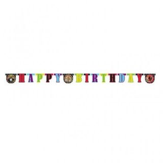 The Muppets Party Muppets Party Happy Birthday Letter Banner