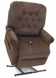 Easy Comfort LC500 Heavy Duty 500 lb Power Lift Chair and Recliner Java